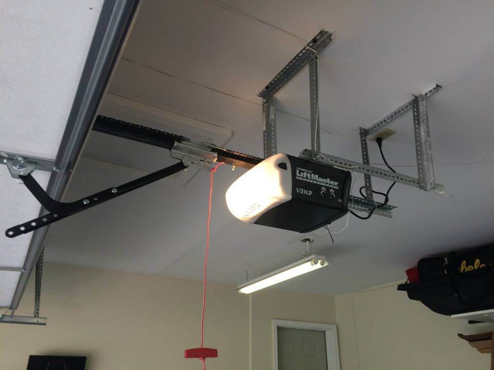Garage Door Opener Installation Minneapolis, Minnesota