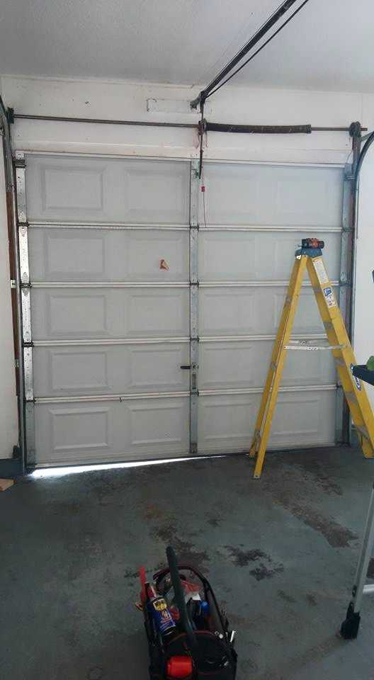 Minneapolis Garage Door Inspection