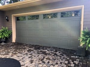 Insulated Garage Door in Minnesota