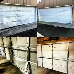 St Paul Damaged Garage Door Replacement