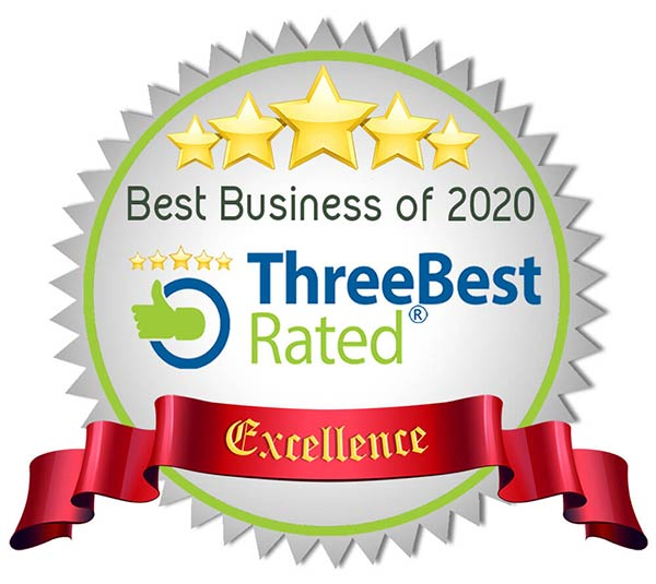 ThreeBestRated - Best Business of 2020