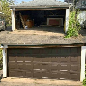 new garage door twin city